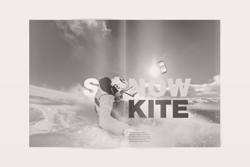 copyright Mike Hofmaier mikhof Kommunikationsdesign Gestaltung snow-kite
