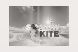 copyright Mike Hofmaier mikhof Kommunikationsdesign Gestaltung snow-kite