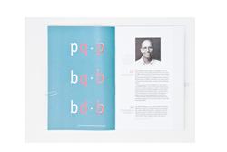 copyright Mike Hofmaier mikhof Kommunikationsdesign Gestaltung Schriftmusterbroschüre Officina